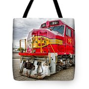 Santa Fe 95 In Retirement Tote Bag
