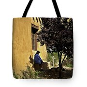 Santa Fe Afternoon - New Mexico Tote Bag