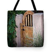 Santa Fe Gate Tote Bag