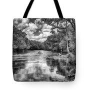Santa Fe River Park Tote Bag