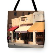 Santa Fe Shops Tote Bag