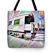 Santa Fe Train Number 37 Tote Bag