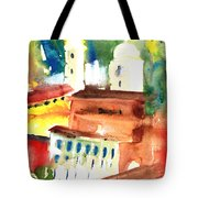 Santa Margherita In Italy 13 Tote Bag