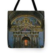 Santa Maria Church In Assisi Italy Tote Bag