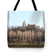 Santa Maria Del Monte Church Tote Bag