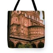 Santa Maria Delle Grazie Tote Bag