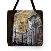 Santa Maria Maggiore Tote Bag