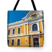 Santa Marta City Hall Tote Bag