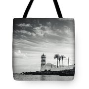 Santa Marta Lighthouse I Tote Bag