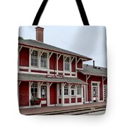 Santa Paula Station Tote Bag