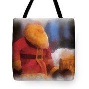 Santa Photo Art 07 Tote Bag