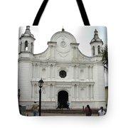 Santa Rosa Cathedral Tote Bag