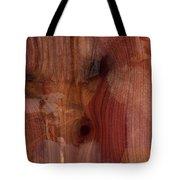 Santa Rw Cedar Toy Chest Tote Bag