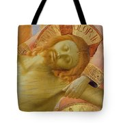 Santa Trinita Altarpiece Tote Bag