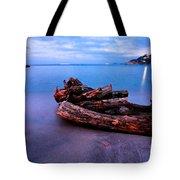 Sant'andrea At Night - Elba Island. Tote Bag