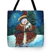 Santas Helper Tote Bag