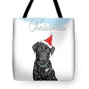 Santa's Little Helper Tote Bag