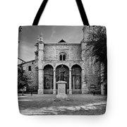 Santo Domingo Church Tote Bag