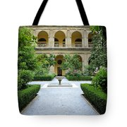 Santo Domingo Courtyard Tote Bag