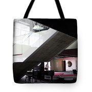 Sants Lobby Tote Bag