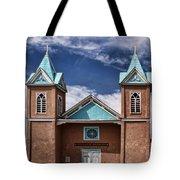 Santuario De San Lorenzo Tote Bag