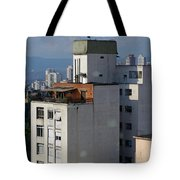 Sao Paulo Penthouse Tote Bag