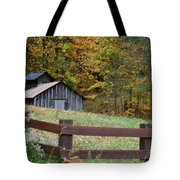 Sap Barn Or House Tote Bag