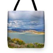 Sapinero Curecanti Recreational Area Colorado Tote Bag