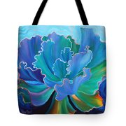 Sapphire Solitaire Tote Bag