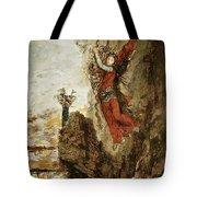 Sappho In Lefkada Tote Bag