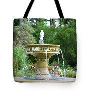 Sarah Lee Baker Perennial Garden 6 Tote Bag