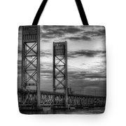 Sarah Long Bridge  Tote Bag