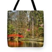 Sarah P. Duke Gardens Tote Bag