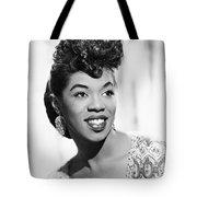 Sarah Vaughan (1924-1990) Tote Bag by Granger