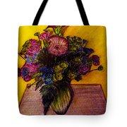 Sarah's Sweet 16 Flowers Tote Bag