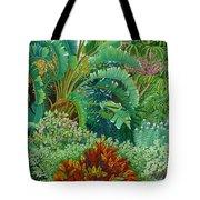 Sarasota Garden Tote Bag