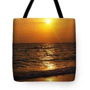 Sarasota Sunset Florida Tote Bag