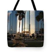 Sarasota Waterfront - Art 2010 Tote Bag