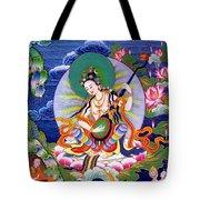 Saraswati 5 Tote Bag