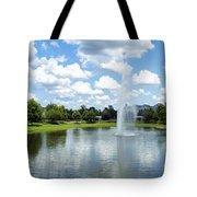 Saratoga Springs Resort Walt Disney World Tote Bag