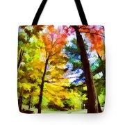 Saratoga Tree Tote Bag