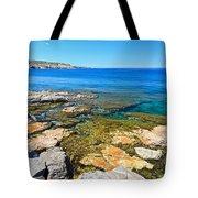Sardinia - San Pietro Island Tote Bag