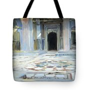Sargent's Pavement In Cairo Tote Bag