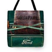 Sarsaparilla Tote Bag