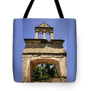 Sassia Monastery Bell Tower Tote Bag