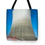 Satsop Ghost Tower Tote Bag