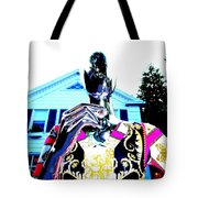 Saturday Evening Tote Bag