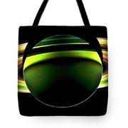 Saturn Shadow Tote Bag