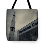 Saturn V Rocket Engine Detail, Used Tote Bag