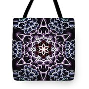 Saturnian Solidity Tote Bag